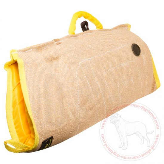 Puppy Sleeve made of Strong Jute Safe for Your Dog or Puppy