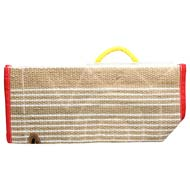 Jute Bite Sleeve Cover with Handle