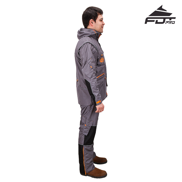 Best quality Any Weather Conditions Tracking Suit for Professional Dog Trainers