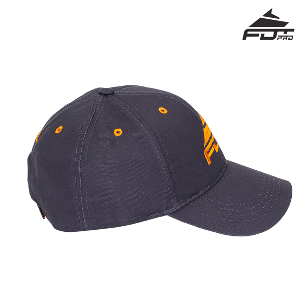 Best Quality Easy to Adjust Snapback Cap for Dog Trainers