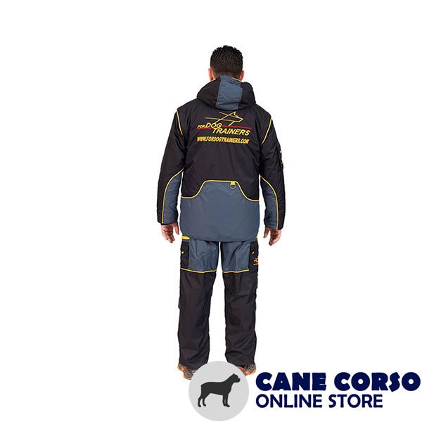 Top notch Protection Suit for Schutzhund Training