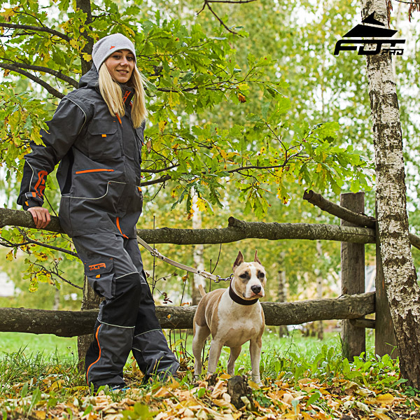 Men / Women Design Active Dog Trainers FDT Pro Pants with Back Pockets