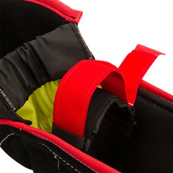 Strap on Velcro Serves to Fixate the Sleeve Tight