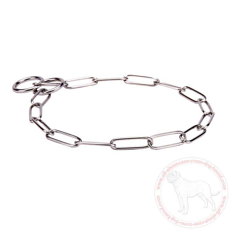 How To Make A Chain Link Dog Leash