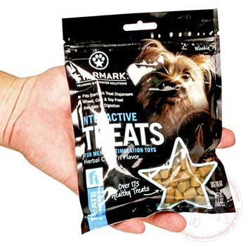 Interactive  Cane Corso treats for treat dispensers