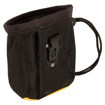 Cane Corso treat pouch with clip