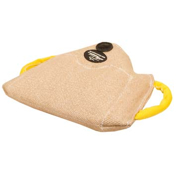 Jute Bite Builder 2 Handle for Young Dog Training