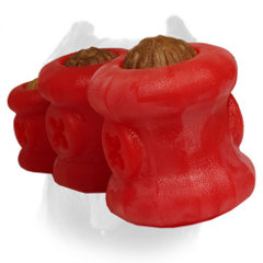 3 sizes set of foam chew dog toy