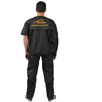 Lightweight jacket and pants protects against scratches